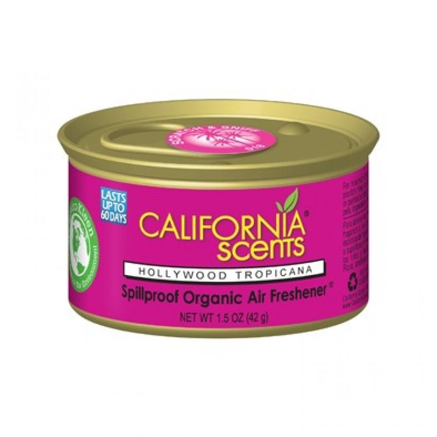 פחית ריח קליפורניה הוליווד טרופיקאנו