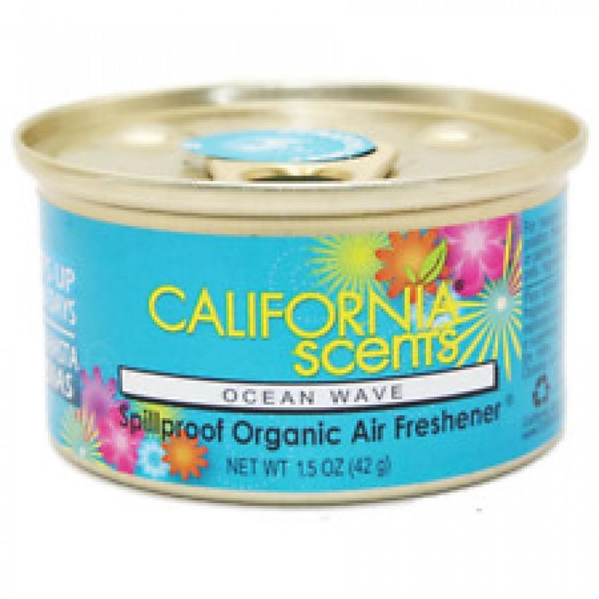 פחית ריח קליפורניה גלי ים