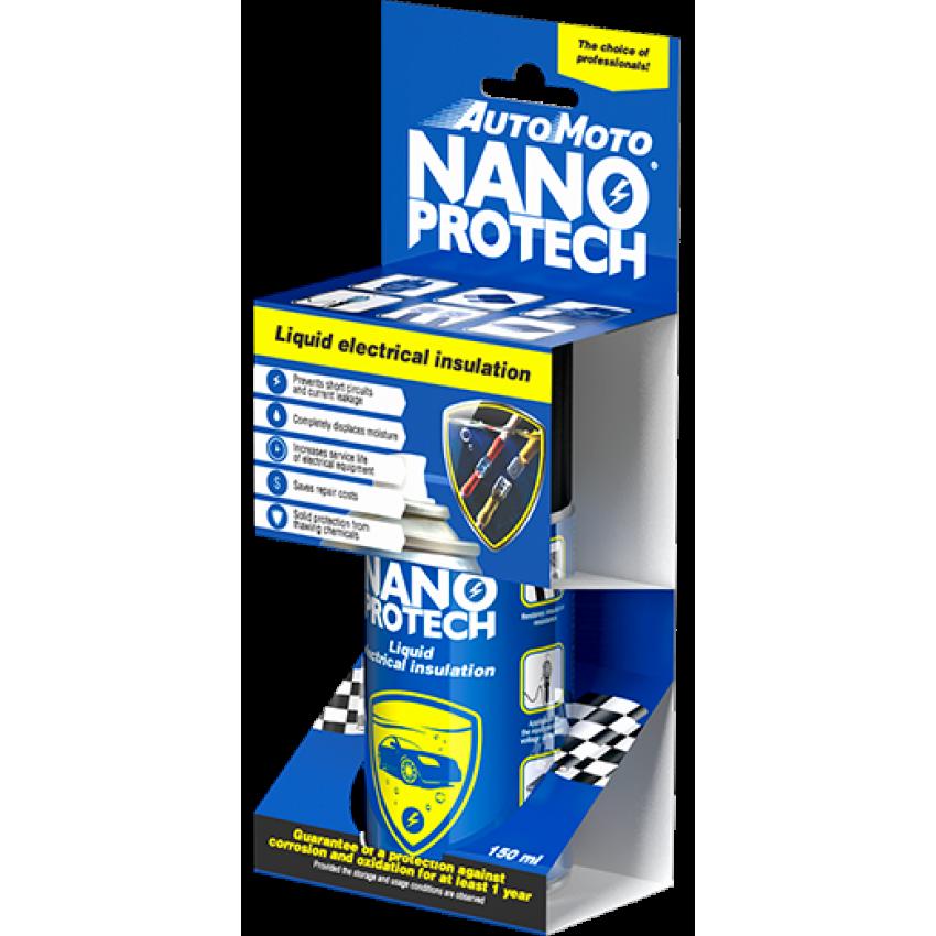 NANOPROTECH אוטו-מוטו נאנו בידוד חשמלי