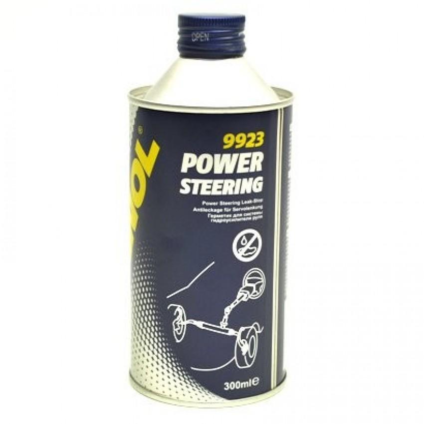 MANNOL 9923 Power Steering Leak-Stop - עוצר נזילות שמן במערכת ההגה